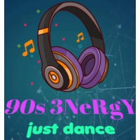 Logo of radio station 90s 3neRgY&ReMiX