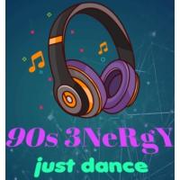 Logo de la radio 90s 3neRgY&ReMiX
