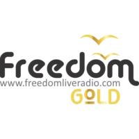 Logo de la radio Freedom Gold