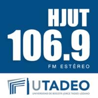 Logo de la radio Emisora HJUT 106.9 FM