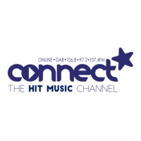 Logo of radio station Connect FM Peterborough