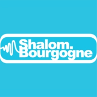 Logo of radio station Shalom Bourgogne