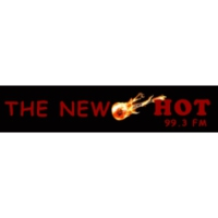 Logo of radio station The New Hot FM 99.3