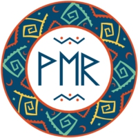 Logo of radio station PMR
