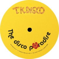 Logo of radio station RADIO T.K. DISCO