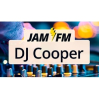 Logo of radio station JAM FM DJ Cooper