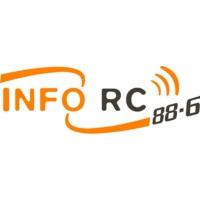 Logo of radio station Info RC