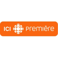 Logo of radio station ICI Première - Nord de l'Ontario