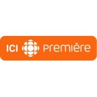 Logo of radio station ICI Première - Saskatchewan