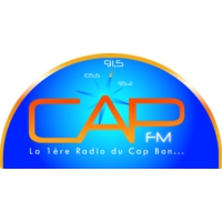 Logo of radio station Cap FM