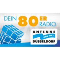 Logo de la radio Antenne Düsseldorf - 80er Radio
