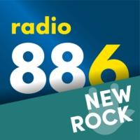 Logo of radio station radio 88.6 New Rock