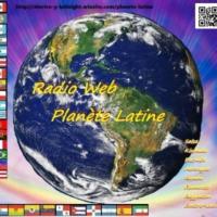 Logo of radio station Planète Latine rw