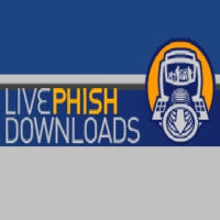 Logo of radio station Live Phish
