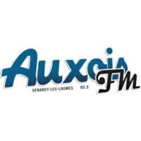 Logo de la radio Auxois FM