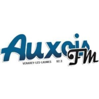 Logo of radio station Auxois FM