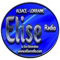 Logo of radio station Elise radio Alsace-Lorraine