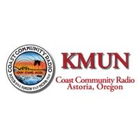 Logo of radio station KMUN 91.9