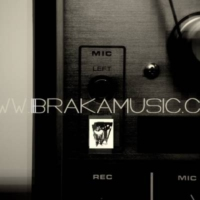 Logo of radio station BRAKAMUSIC | BrakaStation