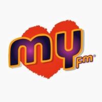 Logo of radio station MY FM