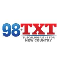 Logo of radio station WTXT 98 TXT