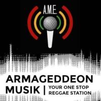 Logo de la radio Armageddon Musik
