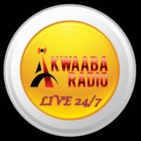 Logo of radio station Akwaaba Radio
