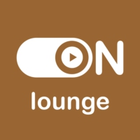 """Logo de la radio """"ON Lounge"""""""