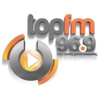 Logo de la radio Top FM 96.9
