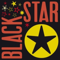 Logo de la radio QRAM Black Star Radio