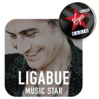 Logo de la radio Virgin Radio Music Star Ligabue