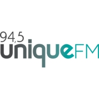 Logo of radio station CJFO-FM 94.5 Unique FM