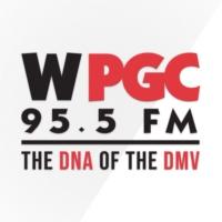 Logo de la radio WPGC 95.5