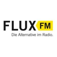 Logo of radio station FluxFM Berlin