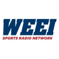 Logo of radio station WEEI 93.7 FM