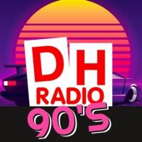 Logo de la radio DH Radio 90