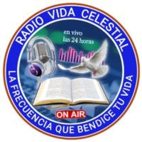 Logo of radio station radio vida celestial