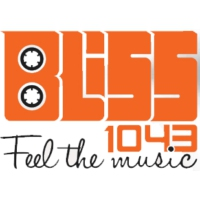 Logo of radio station Bliss 104.3