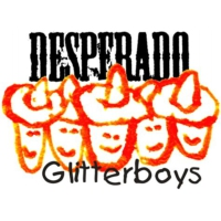 Logo of radio station Desperado Glitterboys Glittercast