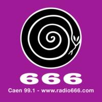 Logo de la radio Radio 666