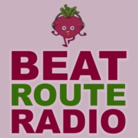 Logo of radio station Beat Route Radio