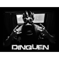 Logo of radio station DINQUEN Radio