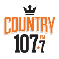 Logo de la radio CJXR-FM Country 107.7