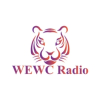Logo of radio station WEWC