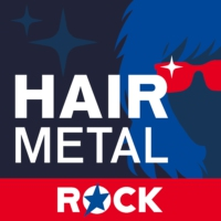 Logo de la radio ROCK ANTENNE Hair Metal