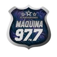 Logo of radio station La Máquina 977