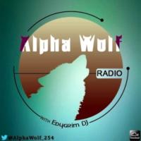 Logo of radio station ALPHA WOLF RADIO ROCKS!