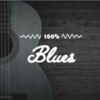Logo of radio station 100FM - Blues
