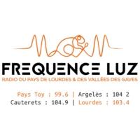 Logo of radio station Fréquence Luz