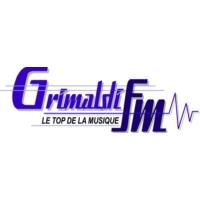 Logo of radio station Grimaldi FM